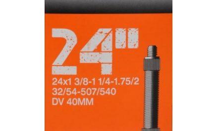 """CST Slange – 24 x1 3/8"""" – Almindelig ventil"""