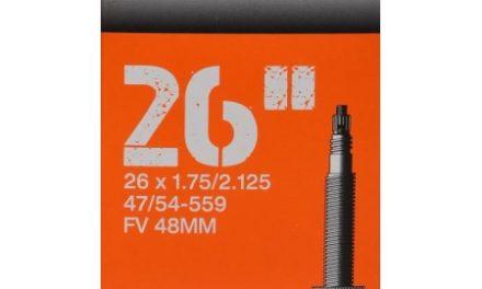 CST Slange – 26 x 1,75-2,125 – 48mm racerventil