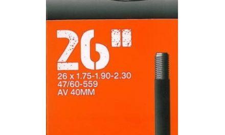 CST Slange – 26 x 1,75-2,30 – 40mm autoventil