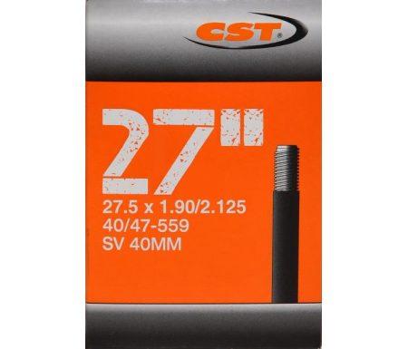 CST Slange – 27,5 x 1,90-2,125 – 40mm autoventil