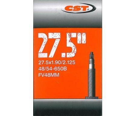 CST Slange – 27,5 x 1,90-2,125 – 48mm racerventil