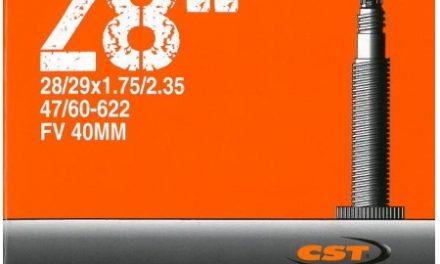 CST Slange – 29'er – 700 x 47-60c – 40mm racerventil