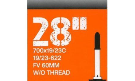 CST Slange – 700 x 19-23c – 60mm racerventil uden gevind
