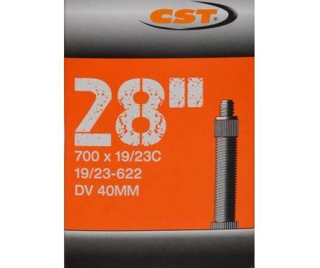 CST Slange – 700 x 19-23c – Almindelig ventil