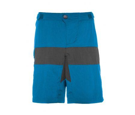 Cykelbukser til børn – Vaude Grody cykelshorts – Blå