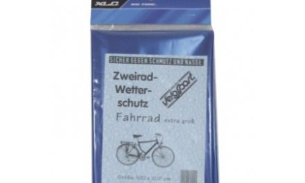 Cykelgarage – Regnovertræk – 100 x 200 cm – blå