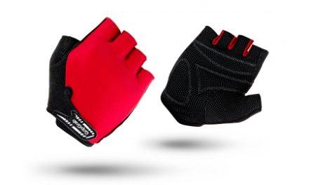 Cykelhandsker GripGrab X-trainer JR rød