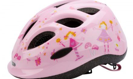 Cykelhjelm Abus Smiley Lyserød Princesse