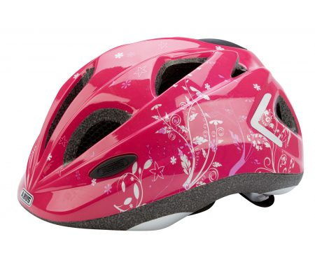 Cykelhjelm Abus Super Chilly pink