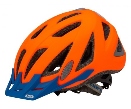 Cykelhjelm Abus Urban-I v.2 – Neon orange