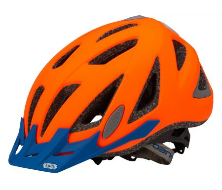 Cykelhjelm Abus Urban-I v.2 – Neon orange