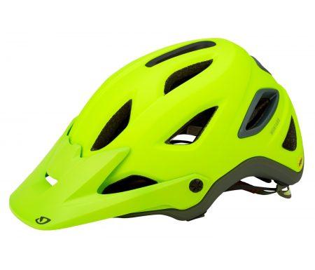 Cykelhjelm Giro Montaro MIPS – Mat Lime