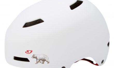 Cykelhjelm Giro Quarter – Mat hvid