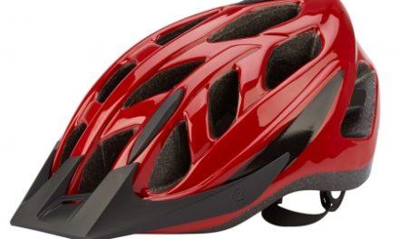 Cykelhjelm Lazer Cyclone – Rød
