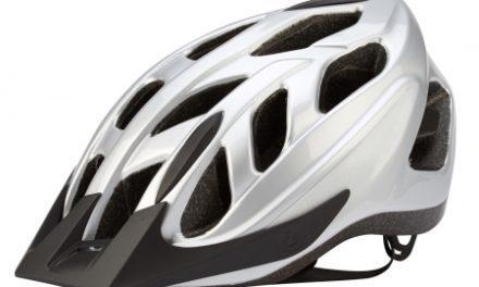 Cykelhjelm Lazer Cyclone – Sølv