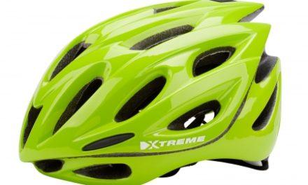 Cykelhjelm Xtreme X-Turbo Grøn