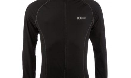 Cykeljakke Xtreme X-Italia Sort