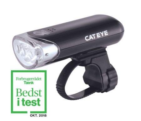 Cykellygte Cateye HL-EL135 3 LED 150 Candela