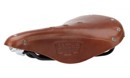 Cykelsadel Brooks B17 Standard Læder Herre Honey
