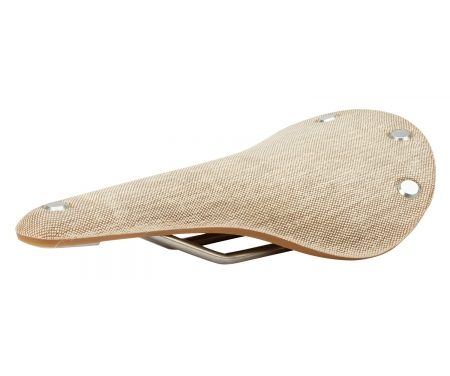 Cykelsadel Brooks Cambium C17 – Herre – Natural