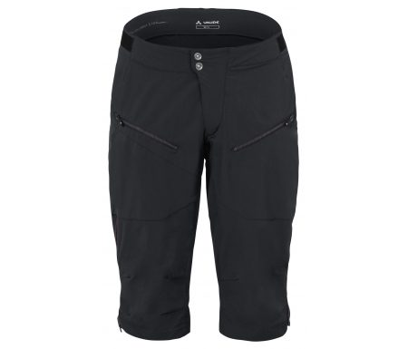 Cykelshorts til herrer – Uden Pude – Vaude Moab Shorts – Sort