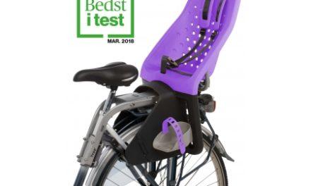 Cykelstol Yepp Maxi Lilla – Testvinder