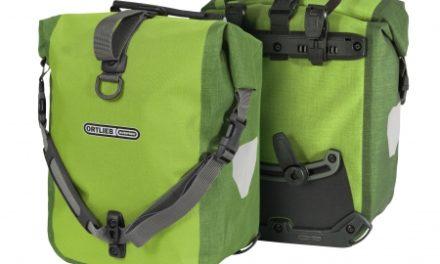 Cykeltaske Ortlieb Sport-Roller plus lime/grøn