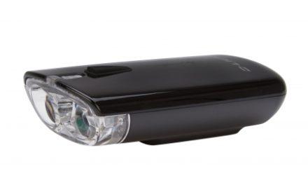 D.Light CG120 – Forlygte med batteri – 2 LED pærer – Med klik beslag