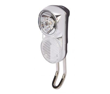 D.Light – Forlygte til dynamo – 0,5 watt – Til forgaffel