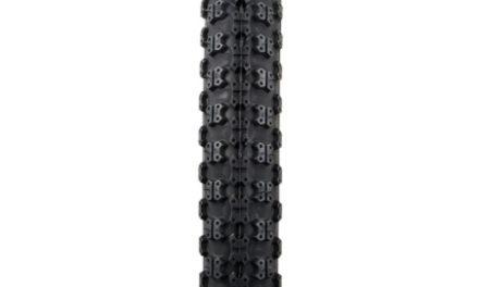 Dæk 16×1,75 Knop sort