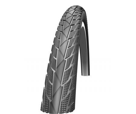Dæk 18×1,75 (47-355) model iMpac Streetpac – Sort med gade mønster