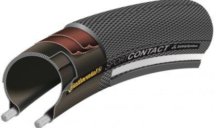 Dæk 26×1,60 Continental MTB Sport Contact II Refleks
