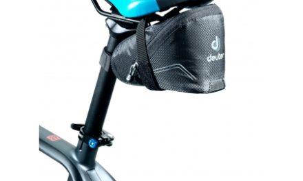 Deuter Bike Bag I – Sadeltaske – 0,8 liter – Sort