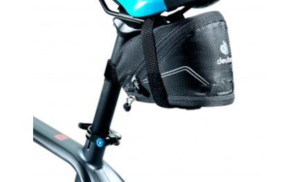 Deuter Bike Bag II – Sadeltaske – 1,1 liter – Sort