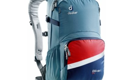 Deuter Bike One – Rygsæk – 14 liter – Slateblue/midnight