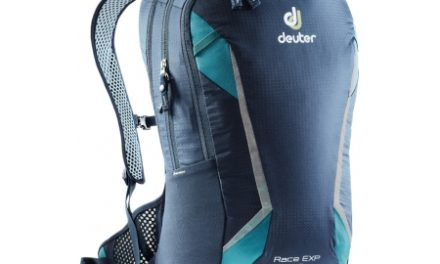 Deuter Race EXP Air – Rygsæk – 14 + 3 liter – Marineblå