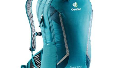 Deuter Race EXP Air – Rygsæk – 14 + 3 liter – Petroliumsblå