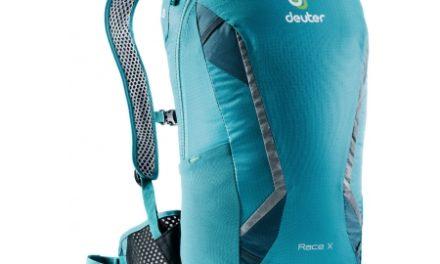 Deuter Race X – Rygsæk – 12 liter – Petroliumsblå