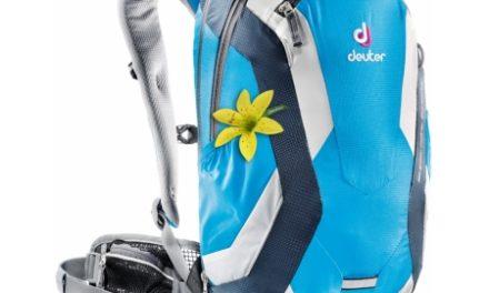 Deuter – Superbike EXP SL – Rygsæk – 14 + 4 liter – Turkis/Mørkeblå