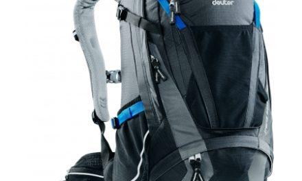 Deuter Trans Alpine – Rygsæk – 30 liter – Sort/grå