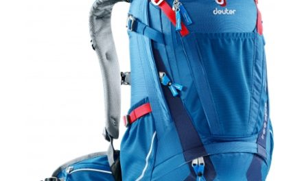 Deuter Trans Alpine – Rygsæk – Bay-midnight – 24 liter