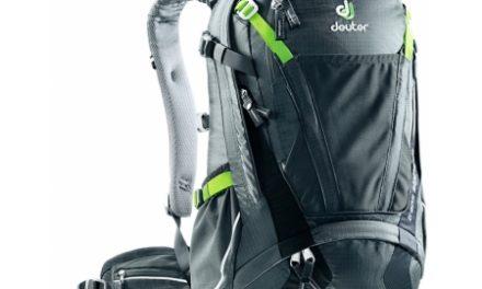 Deuter Trans Alpine – Rygsæk – Sort/grå – 24 liter