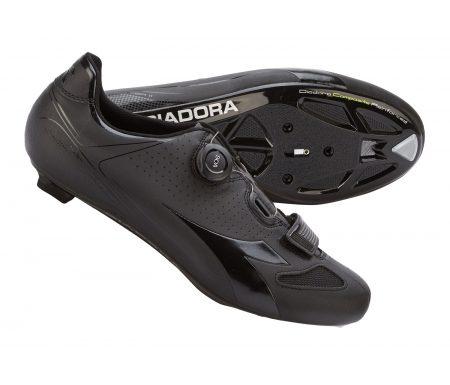 Diadora – Cykelsko Vortex Racer II Unisex – Sort