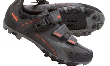 Diadora – Cykelsko X Trivex Plus III MTB Hr – Sort/Grå