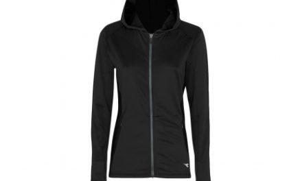Diadora – L. Jacket Active – Sweatshirt – Dame Sort