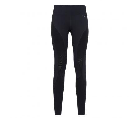 Diadora – L. Leggings Black Shape – Kompressionstights – Dame – Sort