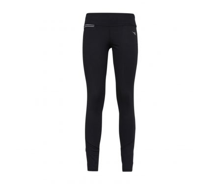 Diadora – L. Leggings – Løbetights – Dame – Sort