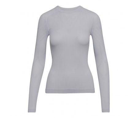 Diadora L. LS T-shirt ACT – Svedundertrøje Lange Ærmer – Dame – Hvid
