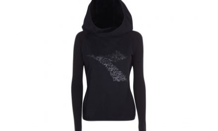 Diadora – L. Sweat Black Shape – Sweatshirt – Dame – Sort
