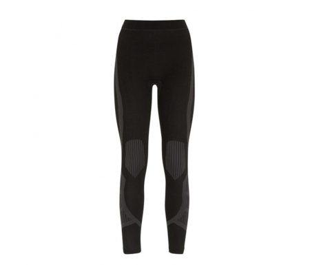 Diadora lange svedunderbukser – Dame – L.Pants-Seamless – Sort
